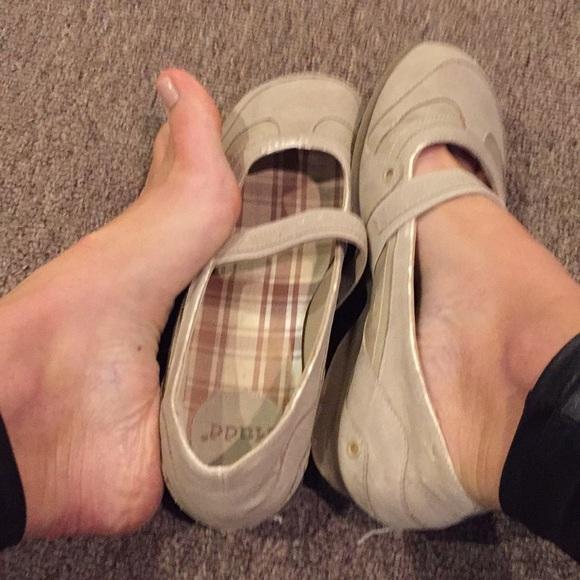 Mudd Shoes | Well Worn Mudd Flats
